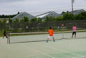 オープンテニス大会