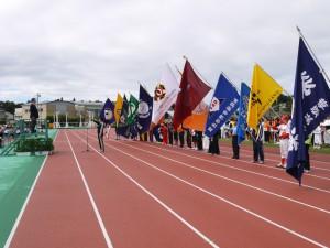 第42回市スポーツ祭開会式