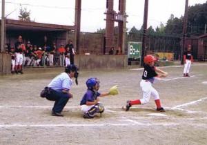 市スポーツ祭(ソフトボール1)